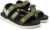 Suicoke - Kisee-v Webbing And Neoprene Sandals