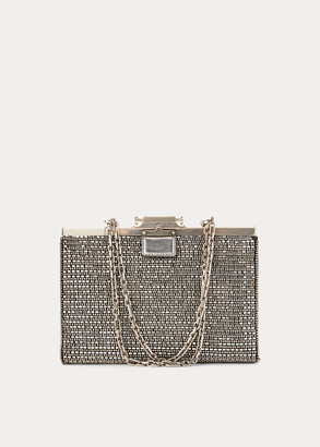 Ralph Lauren Embellished Evening Pouch