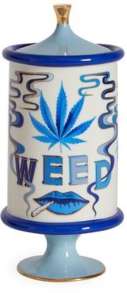 Jonathan Adler Druggist Weed Canister