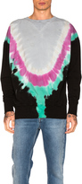 Faith Connexion Tie Dye Sweatshirt