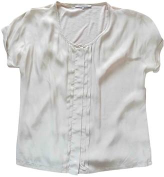 Gerard Darel Beige Cotton Top for Women