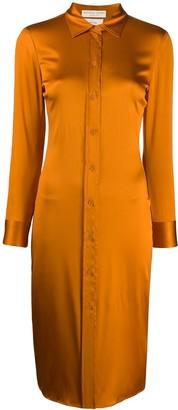 Bottega Veneta Fitted Shirt Dress
