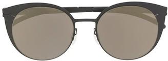 Mykita Boldewyn round frame sunglasses