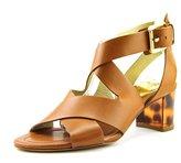 MICHAEL Michael Kors Maribella Sandal Womens Size 6.5 Brown Dress Sandals Shoes