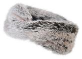 Accessorize Twisted Luxe Faux Fur Bando