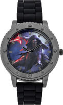 Star Wars Star WarsMens Black Strap Watch