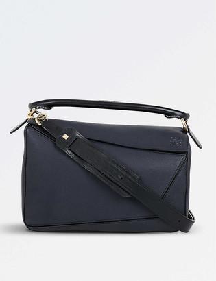 Loewe Puzzle medium multi-function leather bag