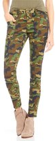 William Rast Camo New Utility Skimmer Jeans