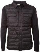 Moncler Padded Front Shirt Jacket