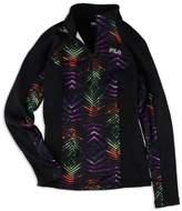 Fila Womens 1/4 Zip Fleece Jacket hottarget M