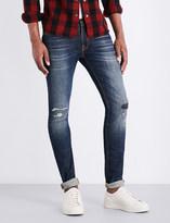 Nudie Jeans Lin slim-fit straight jeans