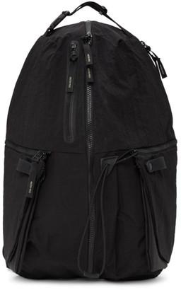 Master-piece Co Black Game Backpack