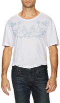 Alexander McQueen Graphic Crewneck T-Shirt