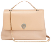 Ted Baker Women's Millie Chain Circle Lock Shoulder Bag - Taupe