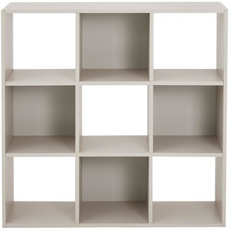 Home Essentials -Oslo 3 X 3 Storage Unit