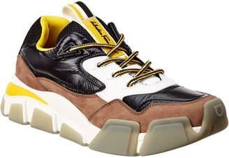 Salvatore Ferragamo Booster Sneaker