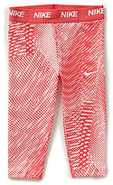 Nike Baby Girls 12-24 Months Dri-FIT Sports Essentials AOP Leggings