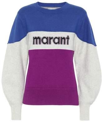 Etoile Isabel Marant Isabel Marant, étoile Kedy logo sweater
