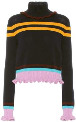 Valentino Virgin wool and cashmere sweater