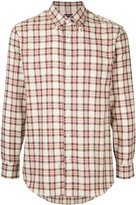 TOMORROWLAND plaid shirt