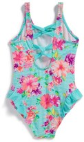 Hula Star 'Country Charm' One-Piece Swimsuit (Toddler Girls)