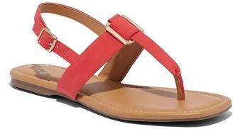 New York & Co. T-Strap Sandal