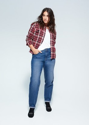 MANGO Relaxed Ely Jeans