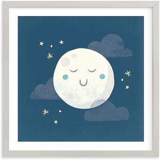Pottery Barn Kids Goodnight Moon Wall Art by Minted® 11x11, White