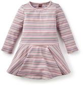 Tea Collection Magali Long Sleeve Skater Dress (Toddler Girls, Little Girls & Big Girls)