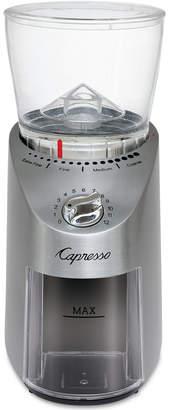 Capresso Infinity Plus Conical Burr Coffee Bean Grinder