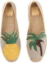 Tory Burch Castaway Flat Espadrille Women's Shoes