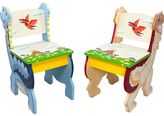Teamson Kids Fantasy Fields Dinosaur Kingdom Chair Set