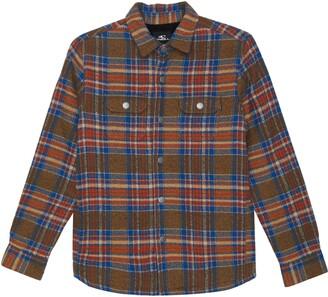 O'Neill Flanders Plaid Flannel Jacket