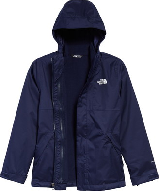 The North Face Kids' Mt. View TriClimate(R) Waterproof Hooded Jacket