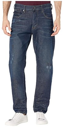 G Star G-Star Morry 3D Relaxed Tapered in Worn in Creek (Worn in Creek) Men's Jeans