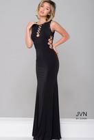 Jovani Fitted Jersey Prom Dress JVN45670