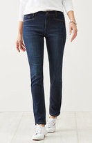 J. Jill Smooth-Fit Slim Ankle Jeans