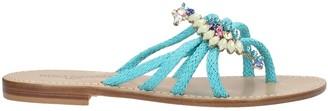 PAOLA FIORENZA Toe strap sandals