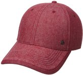 Original Penguin Men's Chambray Precurved Ball Cap