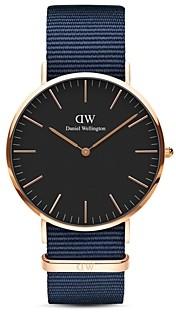 Daniel Wellington Classic Bayswater Watch, 40mm