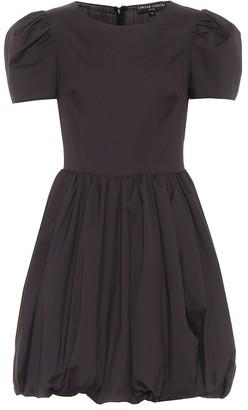Caroline Constas Gwyneth stretch cotton-blend minidress