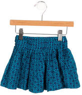 Little Marc Jacobs Girls' Printed A-Line Skirt