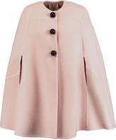 Roksanda Wool and mohair-blend cape