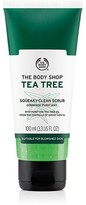 The Body Shop Tea Tree Oil Squeaky-Clean Exfoliating Face Scrub