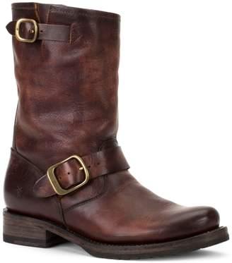 Frye Veronica Leather Booties
