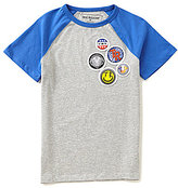 True Religion Big Boys 8-20 Patched Short-Sleeve Tee