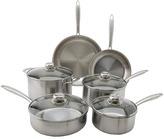 Zwilling J.A. Henckels Steel Clad 10pc Cookware Set