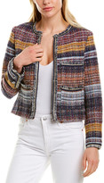 525 America Short Tweed Jacket