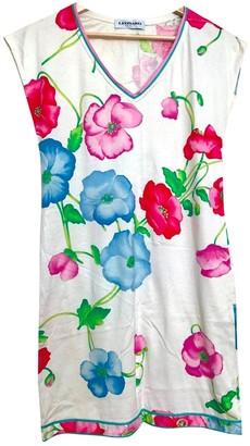 Leonard Multicolour Cotton Dresses