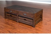 Wilfried Coffee Table with Storage Gracie Oaks